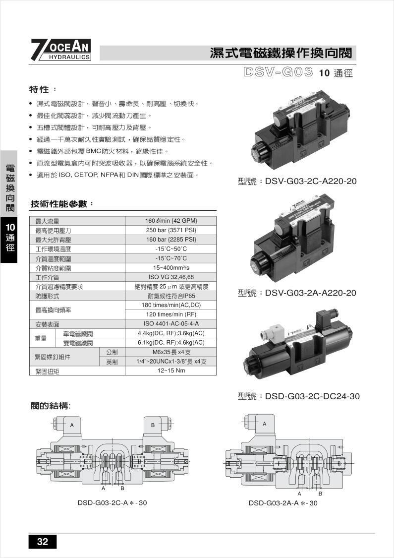 DSV-G03-2C-DC24-30