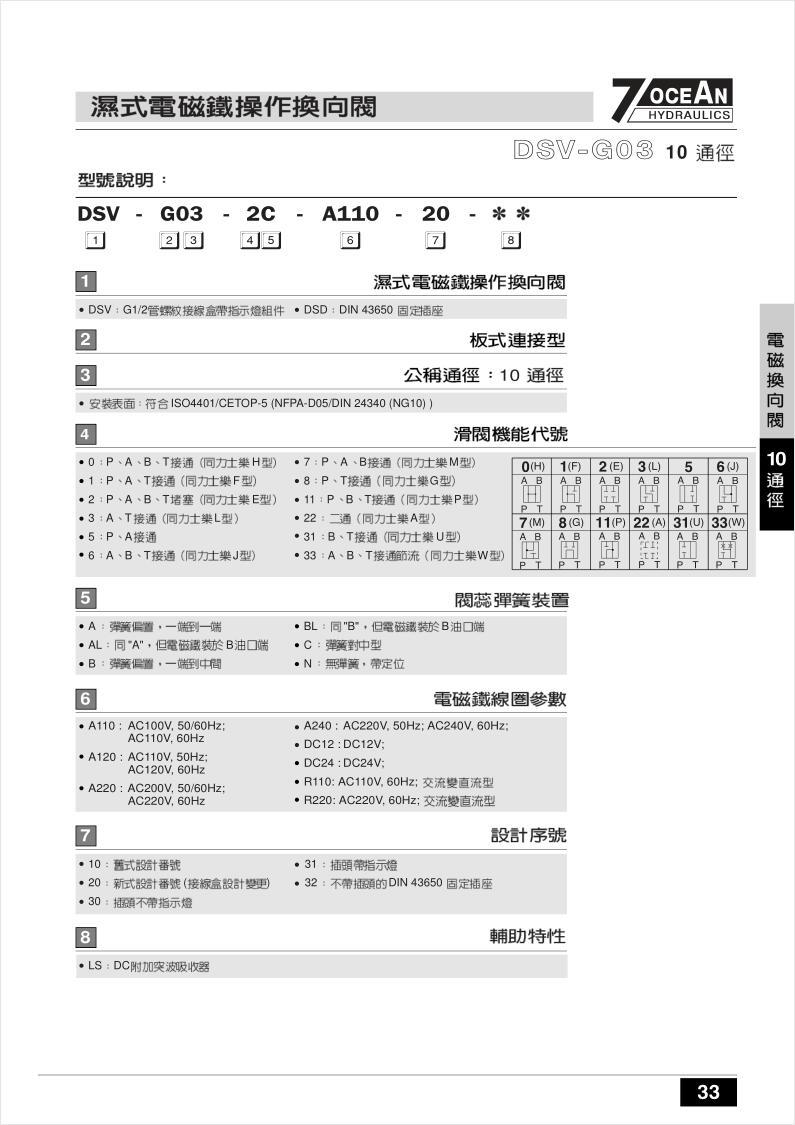 DSV-G03-2C-DC24