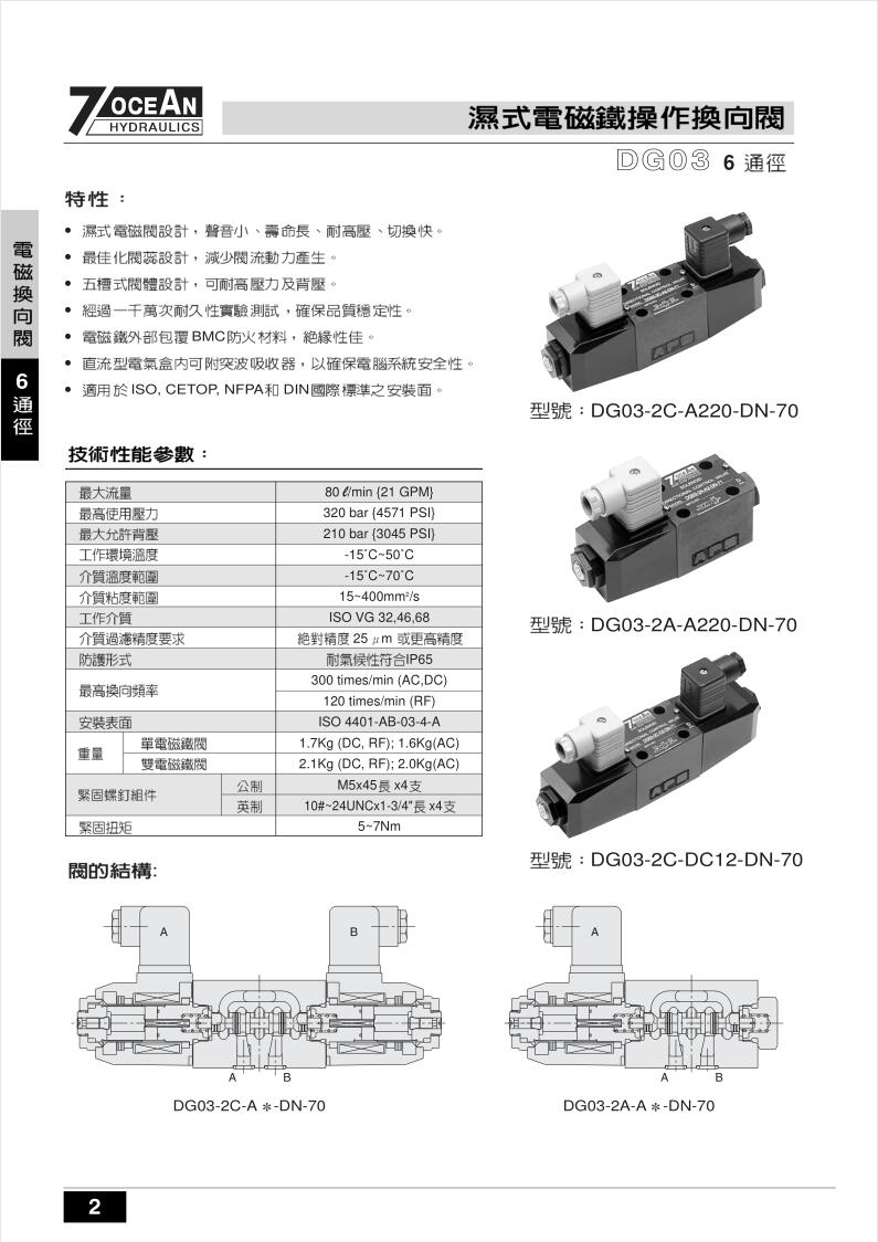 DG03-2C-A220-DN-70